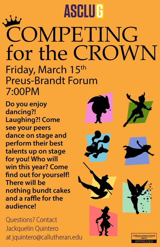 ASLUG Presents: Competing for the Crown