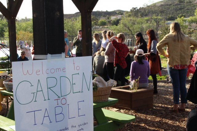 Garden to Table Banquet