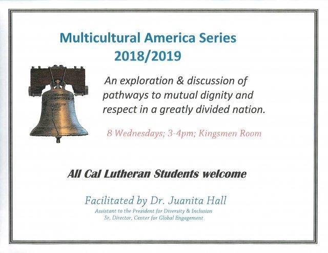 Multicultural America Series