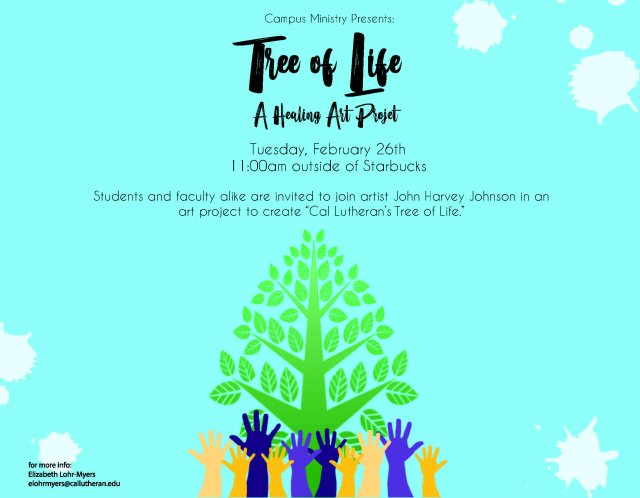 TOGETHER - Tree of Life Art Project