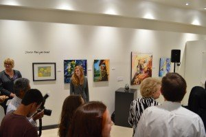 Opening Reception for Natural Conditions Senior Art Exhibit 2019