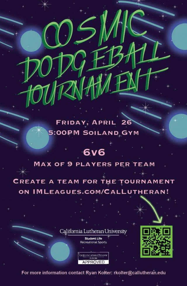 Cosmic Dodgeball Tournament