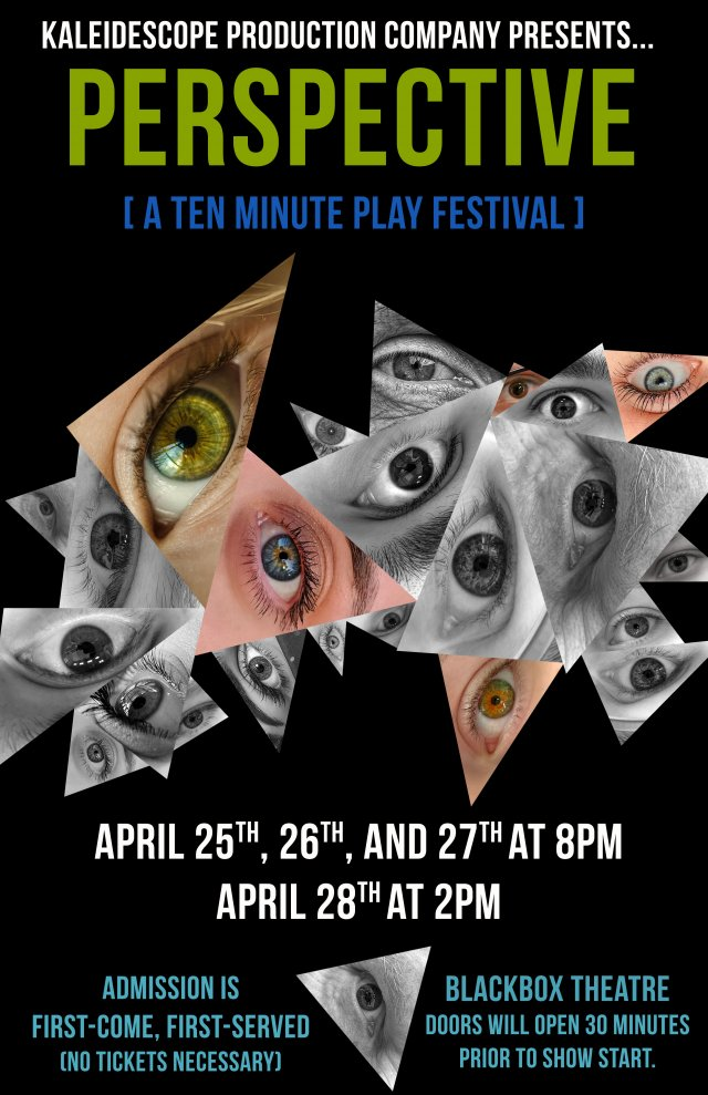 Perspective (A Ten Minute Play Festival)