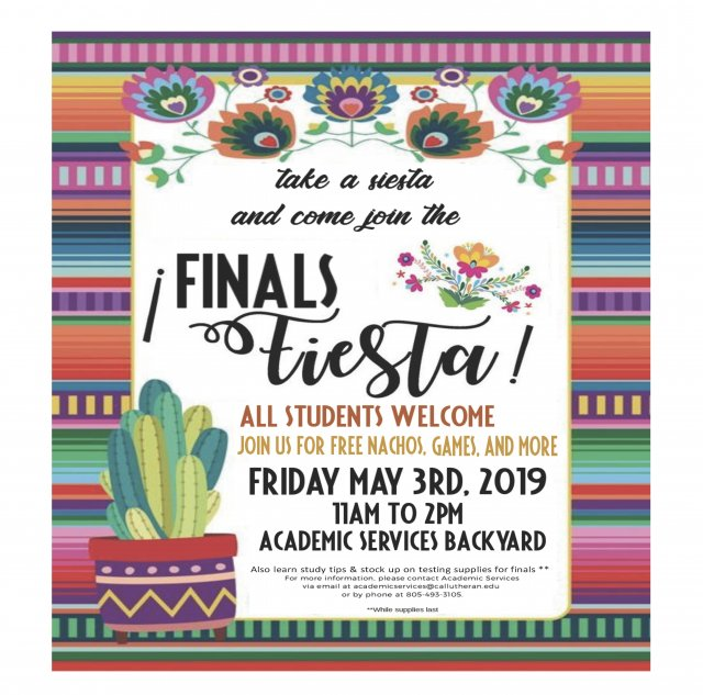 Finals Fiesta