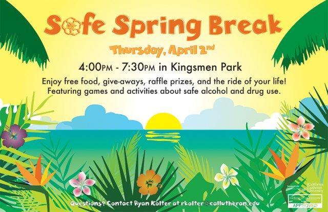 Safe Spring Break