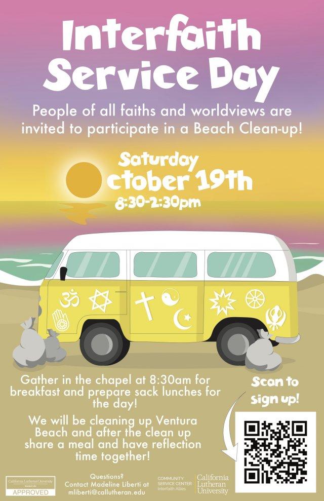 Interfaith Service Day