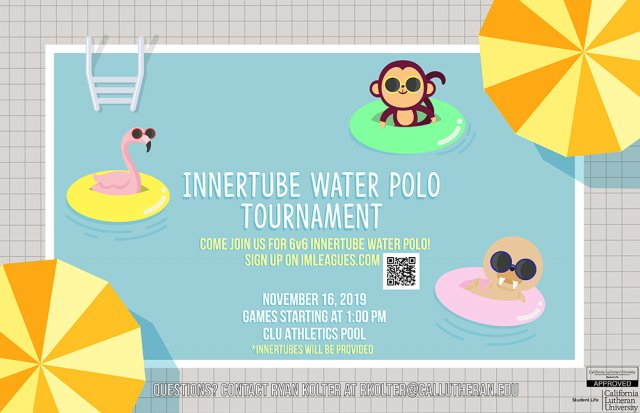 Innertube Water Polo Tournament