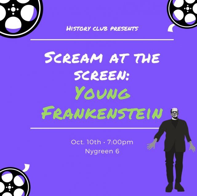 Scream at the Screen: Young Frankenstein