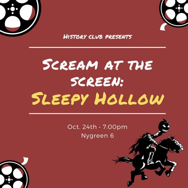 Scream at the Screen: Sleepy Hollow