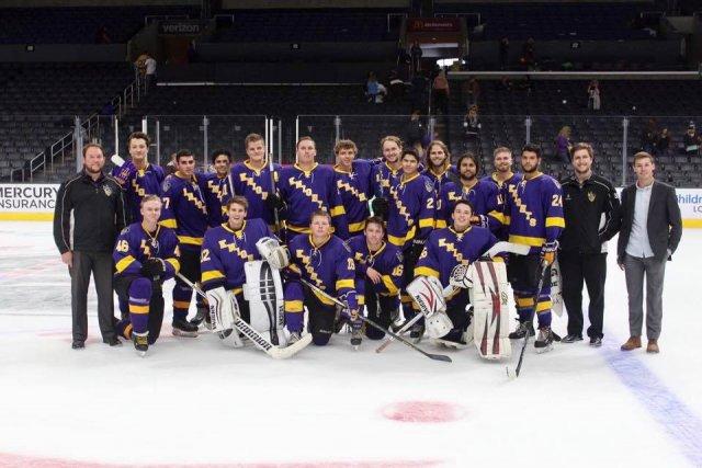 CLU Kingsman Ice Hockey Club vs. SCU