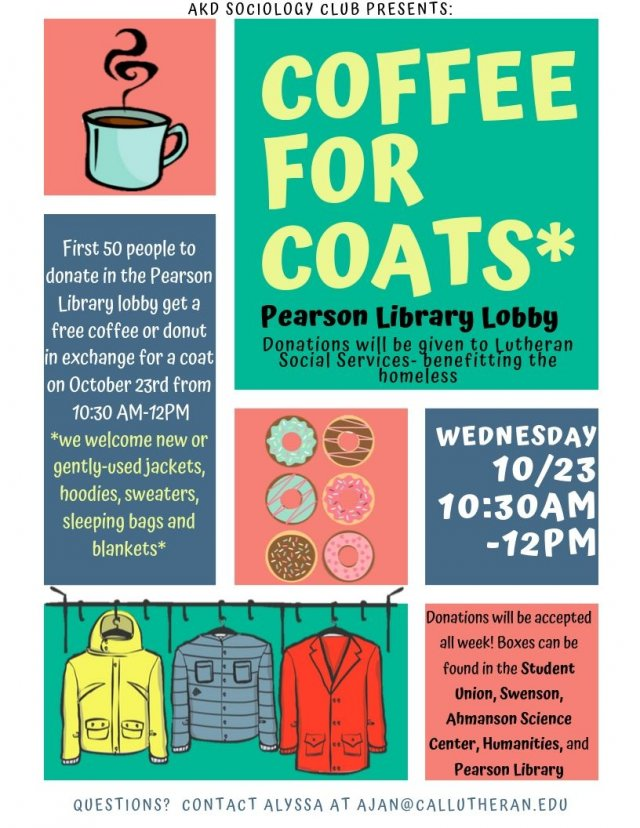 Coffee for Coats