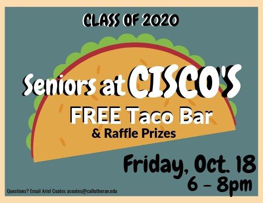 Seniors at Cisco's