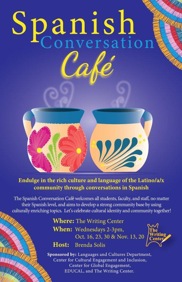 Spanish Conversation Cafe