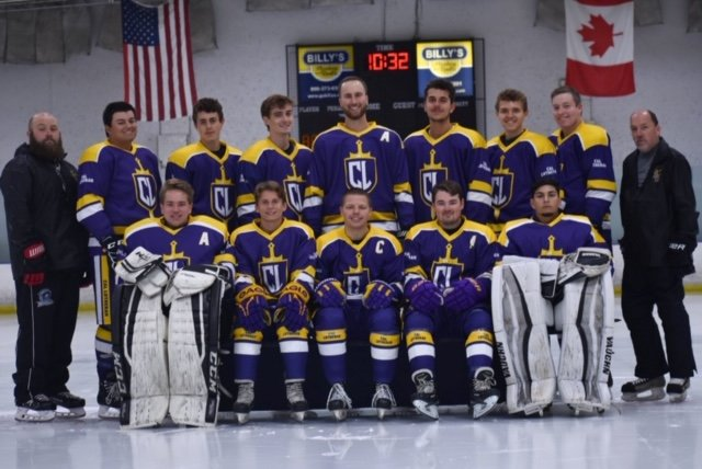 CLU Kingsmen Ice Hockey Club vs. UCSB
