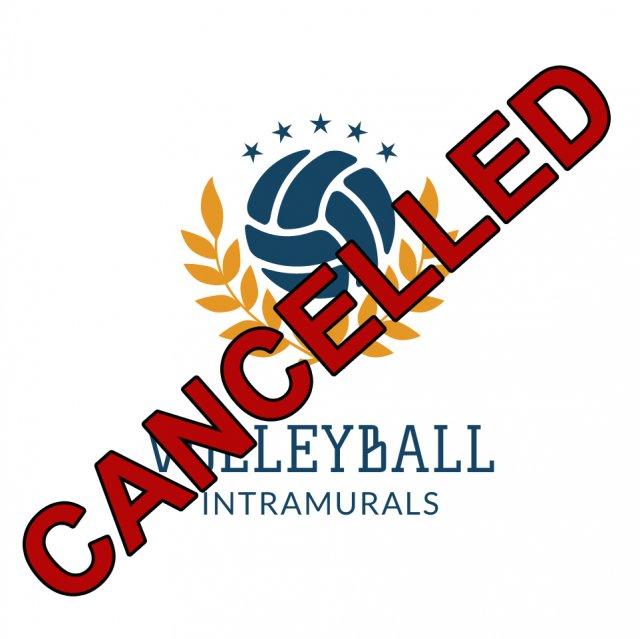 Intramural Volleyball, Week 1