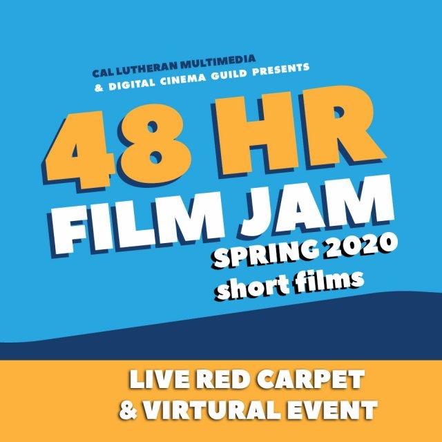 CLU 48 Hour Film Jam Screening: Spring 2020 Short Films