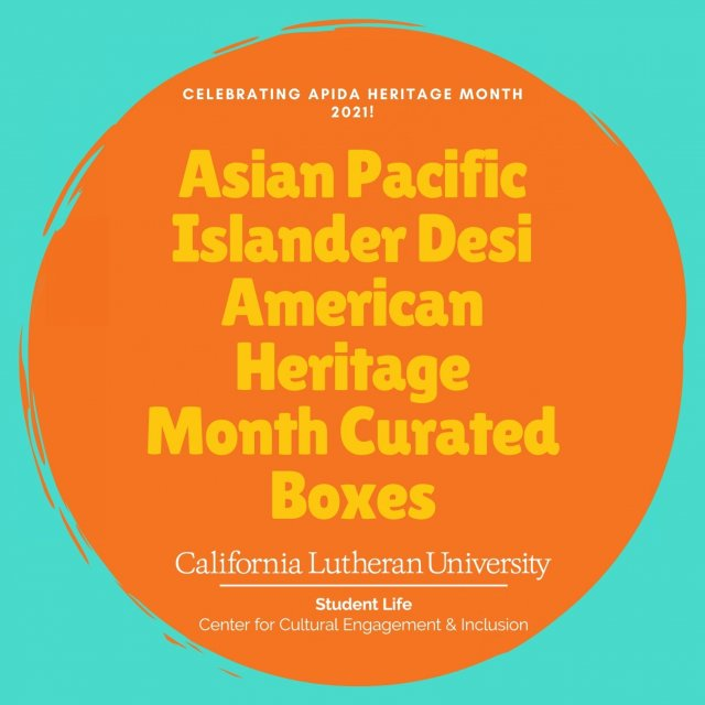 Asian Pacific Islander and Desi American Heritage Month Curated boxes