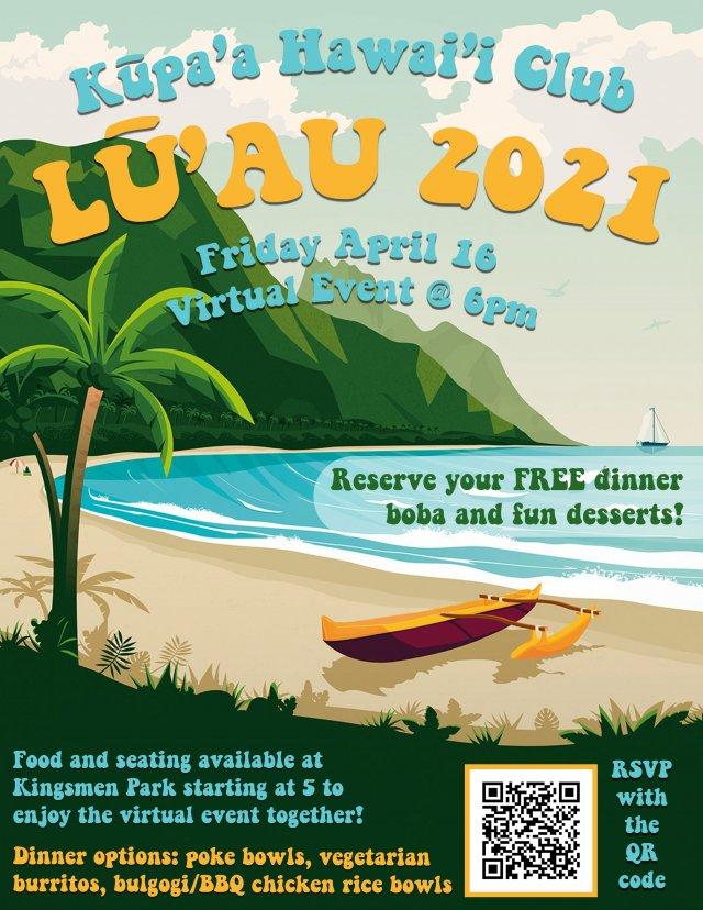 Annual Hawai'i Club Lu'au