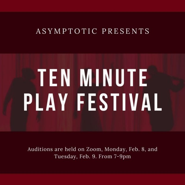 Ten Minute Play Festival Auditions