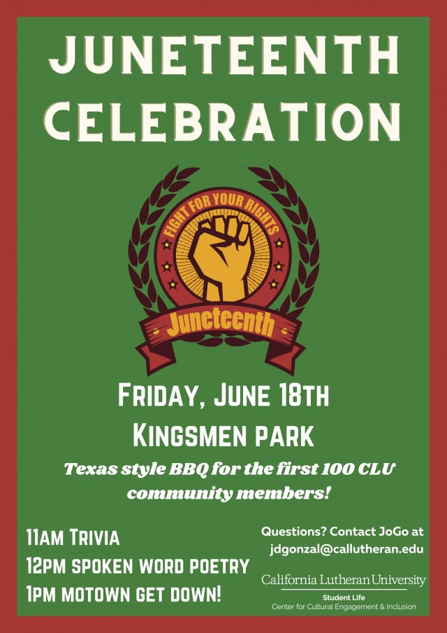 CCEI Juneteenth Celebration