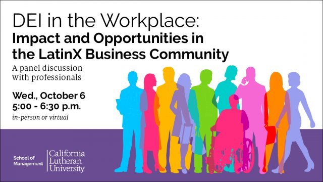 DEI in the Workplace: Impact and Opportunities in the LatinX Business Community