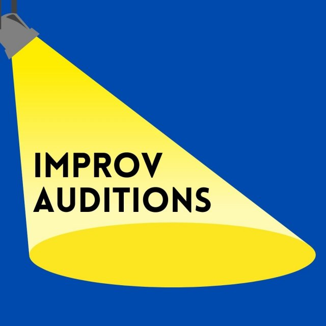 CLU Improv Troupe Auditions