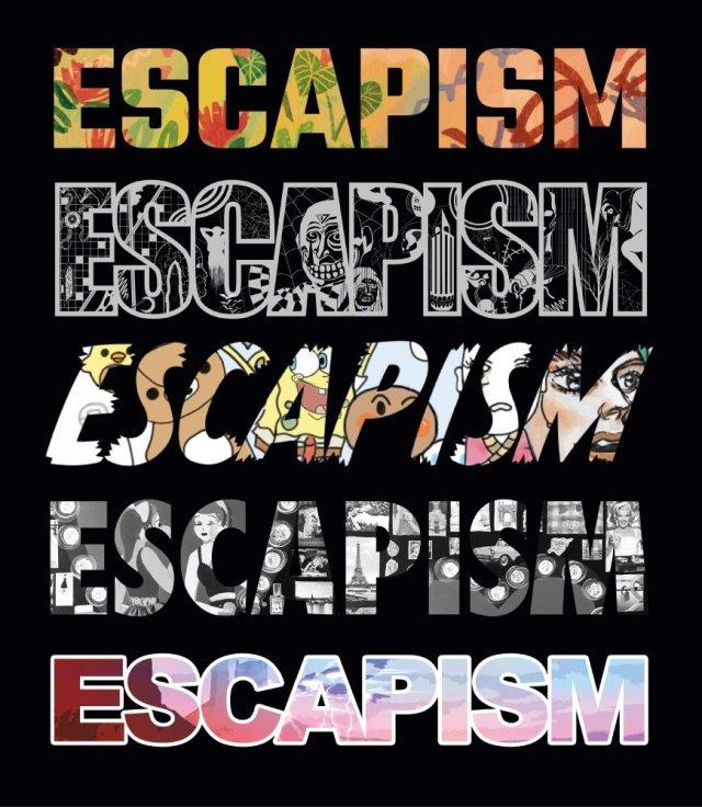 In-Person: Escapism Senior Art Exhibit 2021