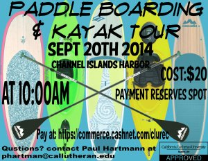 Channel Islands Harbor Paddle Board and Kayak Tour