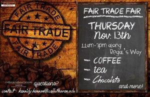 Fair Trade Fair