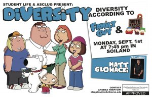 Diversity According to South Park & Family Guy