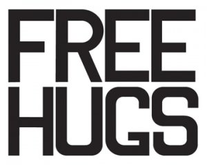 Free Hugs! :] World Suicide Prevention Day