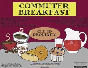 Commuter Breakfast