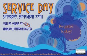 Service Day Sign Ups