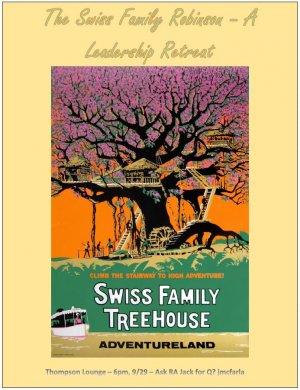 The Swiss Family Robinson - A Leadership Retreat