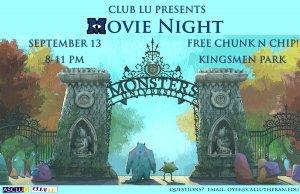 Club Lu: Movie Night