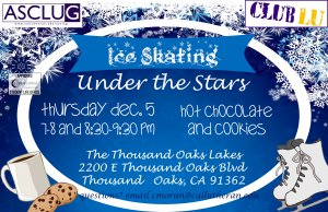 Club Lu: Ice Skating Under the Stars