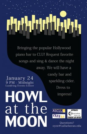 Club Lu: Howl at the Moon
