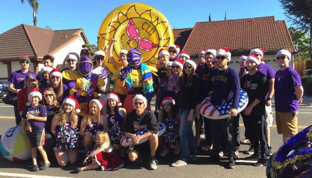 Camarillo Christmas Parade.55th Annual Camarillo Christmas Parade California Lutheran