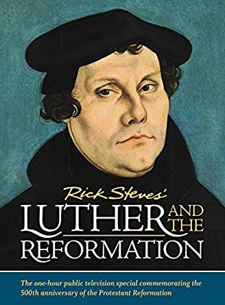 Free Film Screening: Rick Steves' Martin Luther and the Reformation