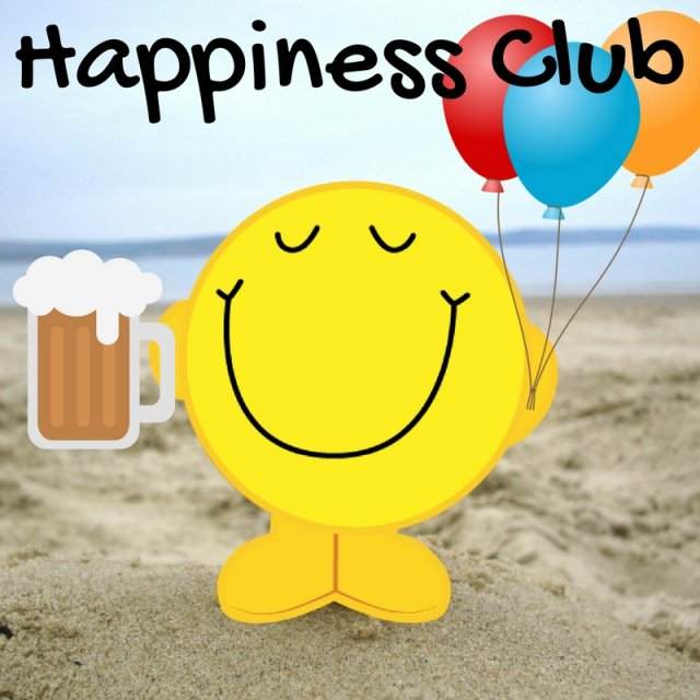Happiness Club Welcome Back Banquet!