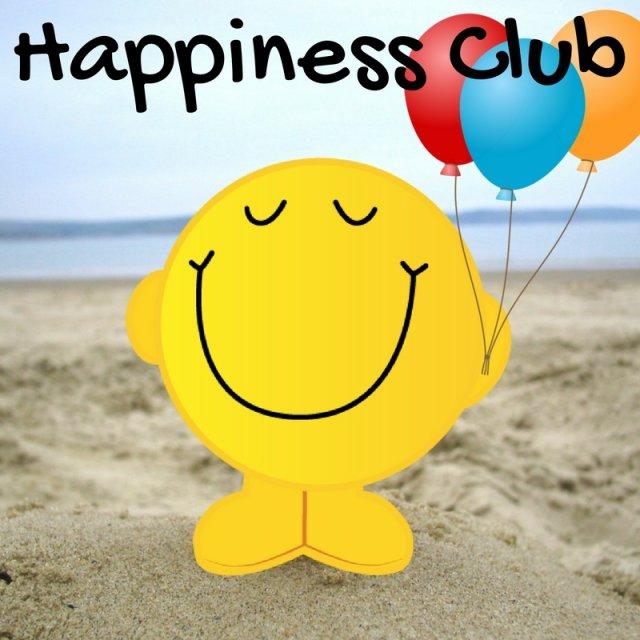 Happiness Club - Free Ice Cream Sandwiches!