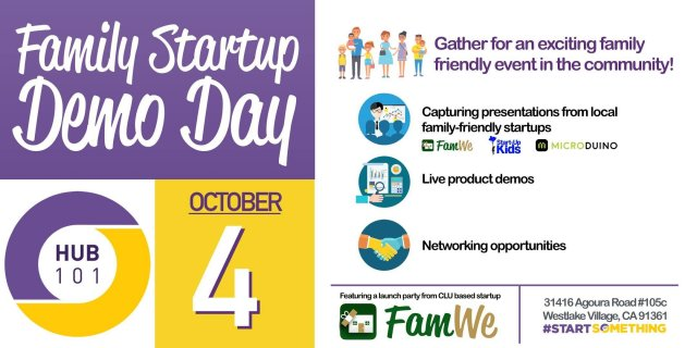 Family Startup Demo Day