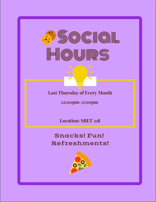 ALLIES in STEM Social Hours