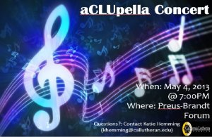 aCLUpella concert