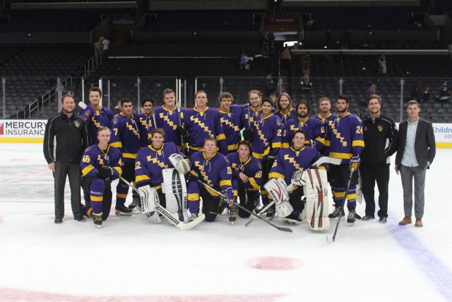 CLU Knights Ice Hockey Club vs. UCSB