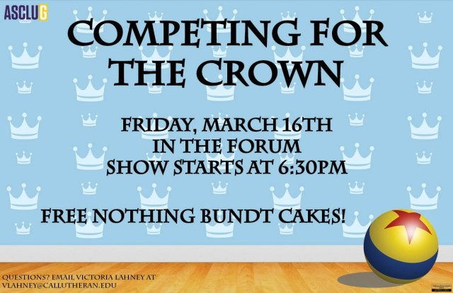 ASCLUG Presents: Competing for the Crown