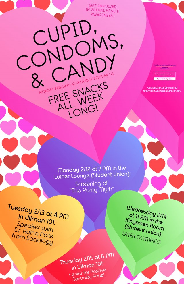 Cupid, Condoms, and Candy: Latex Olympics