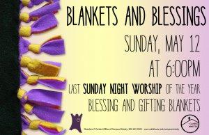 Senior Blessings Blankets