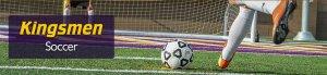 Kingsmen Soccer vs. CMS