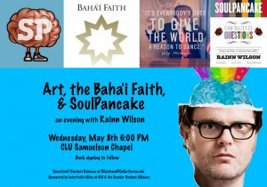 Art, the Baha'i Faith, and SoulPancake